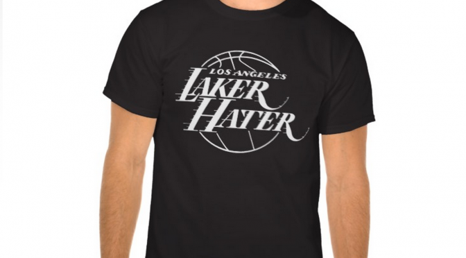 Upgrade your LakerHater gear